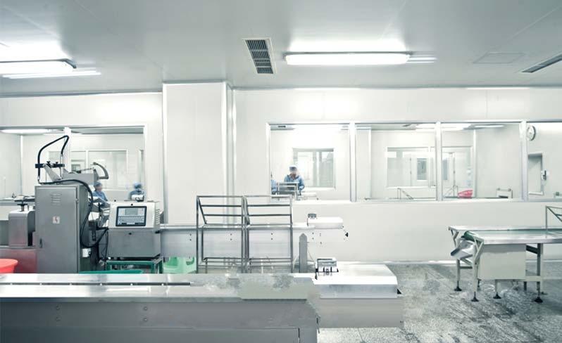 苏州医疗公司净化厂房升级案例