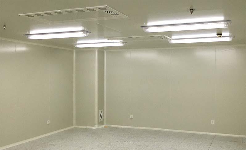 光学设备行业净化工程