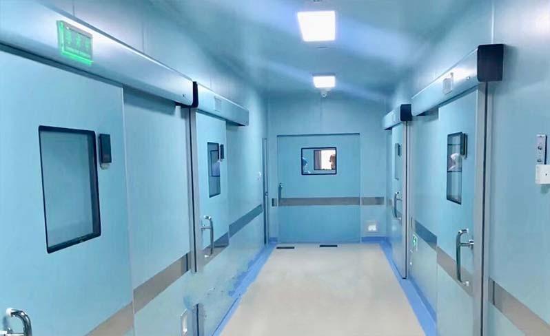 医疗器械行业净化工程